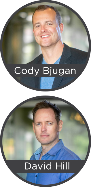 Cody Bjugan & David Hill of VestRight